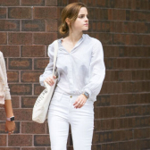 Emma Watson 同款小白鞋!Superga 2750 Cotu 经典运动鞋