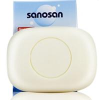 全网最低母婴之家 sanosan 哈罗闪 婴儿洁肤皂 100g