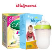 Walgreens:全场产品 额外8折 含Comotomo可么多么奶瓶等