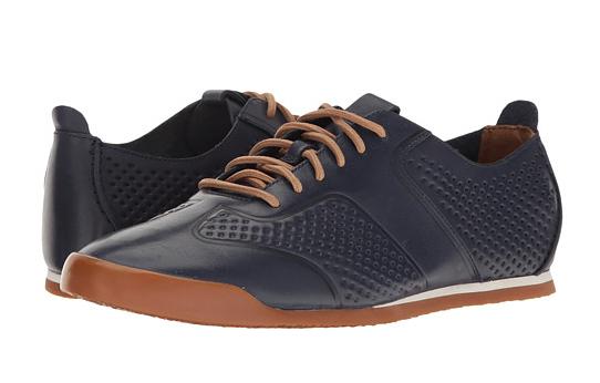 Clarks Siddal Sport 男士皮质运动鞋