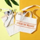 W Concept:精选设计师品牌 帆布袋 上新!