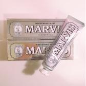 【】Marvis 马尔斯薄荷牙膏 强效美白薄荷 75mlx3 £15.64(约136元)