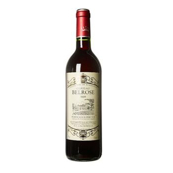 亚马逊中国 Chateau Belrose贝尔罗斯古堡  波尔多干红葡萄酒750ml 2009