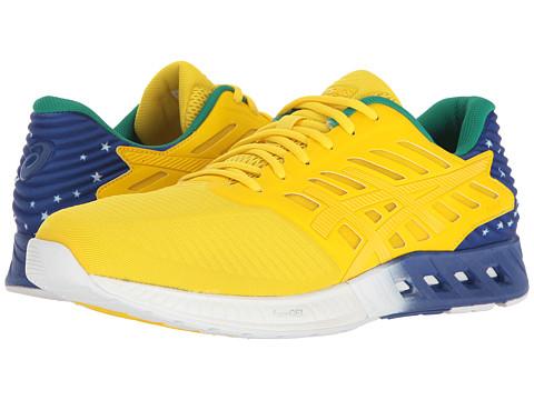 国内¥990!ASICS 亚瑟士 FuzeX Countrypack 男士跑鞋