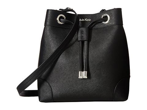 Calvin Klein Key Items女士水桶斜挎包