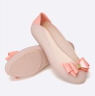 Melissa 梅丽莎 Pump It II 女士果冻鞋