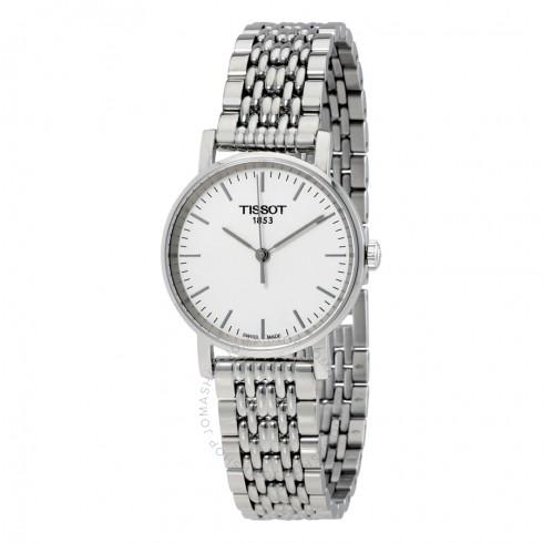 TISSOT 天梭 Everytime系列 T1092101103100 女款时装腕表