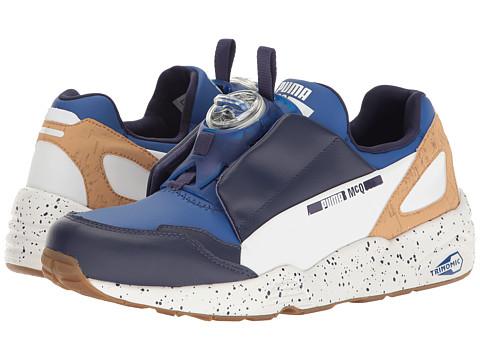 MCQ联名款! PUMA 彪马  Disc Blue  男士运动鞋