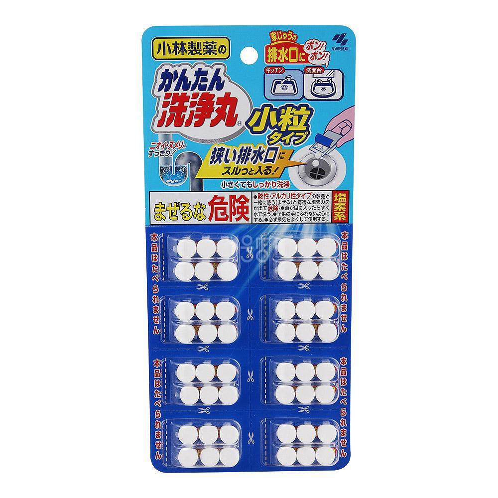 ¥29 小林 排水管清道夫(小粒装)26.4g(0.55g*48粒)