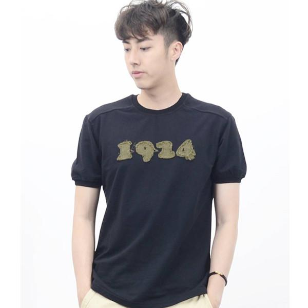 休闲时尚!FURY ANIMALS 贴布绣短袖T恤 79元(需邮费)