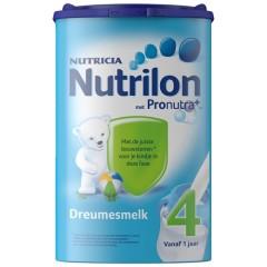 荷兰直邮!Nutrilon 牛栏婴幼儿成长奶粉4段 800g 159元