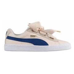 额外9折 包邮 Puma 彪马 Basket Heart 蝴蝶结女士运动鞋 $62.99(约456元)