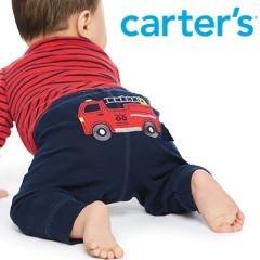 Carter's 卡特美国官网:全场童装 低至$5 额外8折