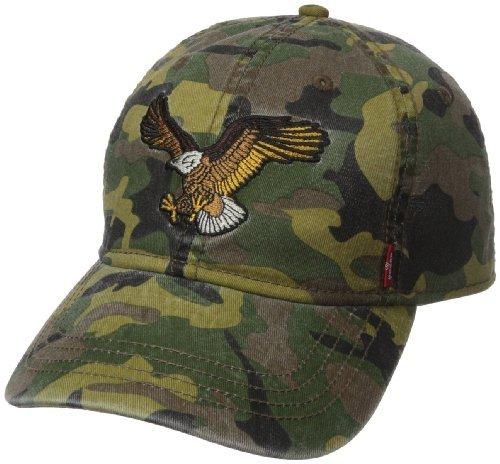 Levi's李维斯Eagle Patch棒球帽 $9.59(约65.05元)