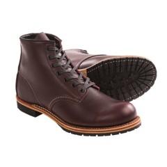 【历史新低!】RED WING 红翼 HERITAGE BEACKMAN 9011 男士工装靴 Factory 2nds $140(约1014元)