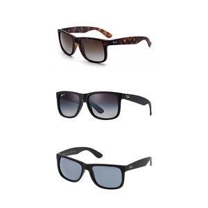 Ray·Ban 雷朋 贾斯汀超轻系列 RB4165 太阳镜 $59.99(可凑单用码减$10,约¥450)