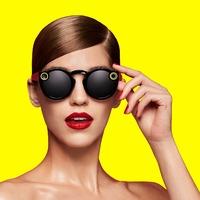$129.99 超酷炫 Spectacles by Snap Inc. 智能太阳眼镜 边看边拍摄