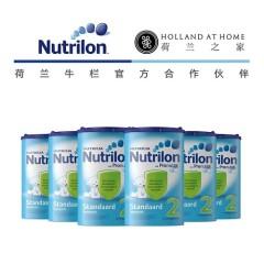 大降价!Nutrilon 牛栏标准配方奶粉2段 850g*6 710元