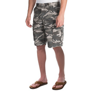 Carhartt Rugged 男士迷彩工装短裤  14美元约¥95(原价34.99美元)