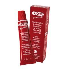 凑单好物!Ajona 浓缩型药用抗菌消炎牙膏 25ml 1欧(约8元)