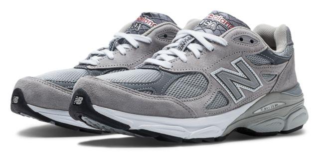 New Balance 女款990V3第三代总统慢跑鞋