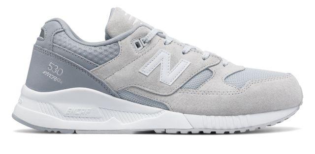 new balance 530 Suede 男款休闲运动鞋