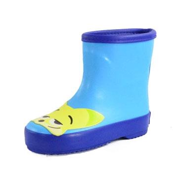 国美在线 宥夕 儿童雨鞋男女童雨靴天然橡胶防水鞋