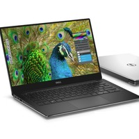 $999.99(原价$1299.99) 2017款 XPS 13 全新8代4核超级本 (i7-8550U, 8GB, 256GB SSD)