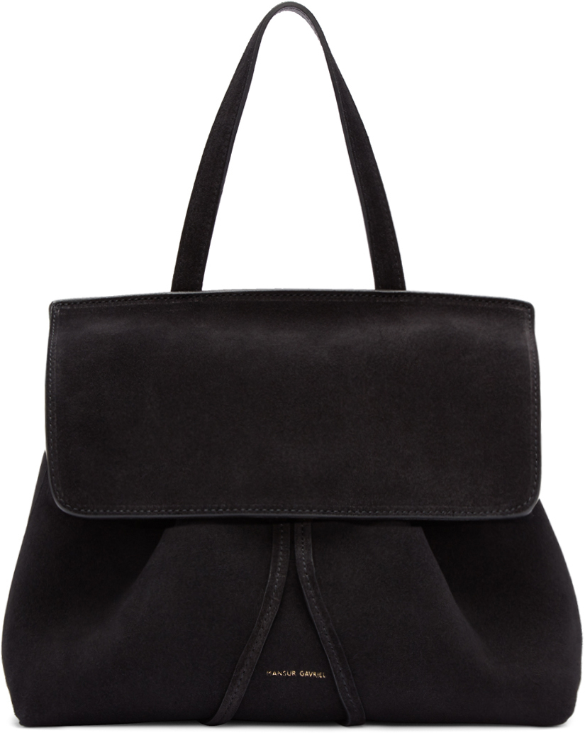 折合3164元 GIGI、KK同款!意大利产 Mansur Gavriel 女士Mini Lady Bag手袋