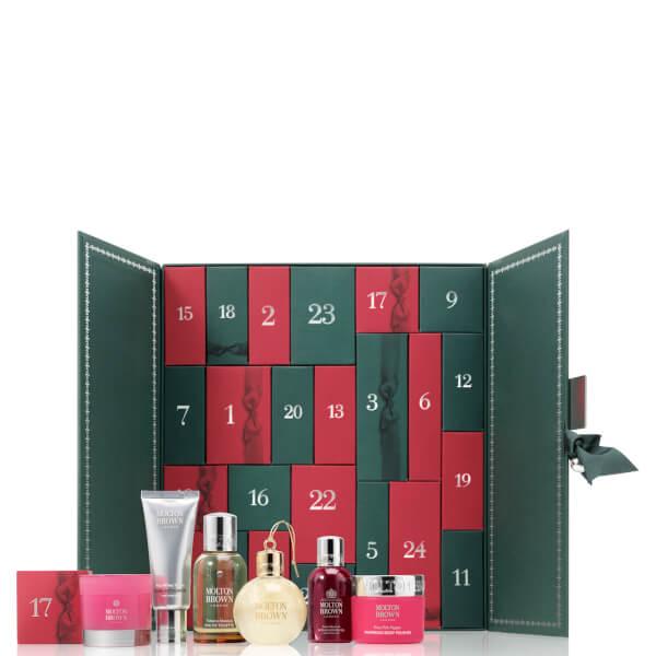 Molten Brown 17年圣诞限量倒计时礼盒 ¥1050