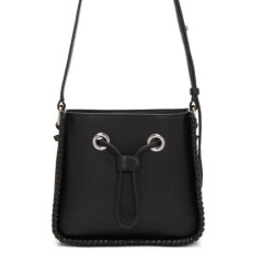 3.1 Phillip Lim Black Mini Soleil Bucket Bag 黑色真皮水桶包