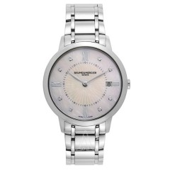 Baume and Mercier 名士表 Classima Executives 系列 MOA10225 女士钻石手表
