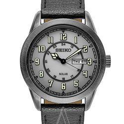 折合623元 SEIKO 精工 Recraft系列 SNE447 男士太阳能时装腕表