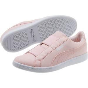 历史低价、限尺码: PUMA 彪马 Vikky Slip-On 女士一脚蹬休闲鞋 $24.99(约¥240)