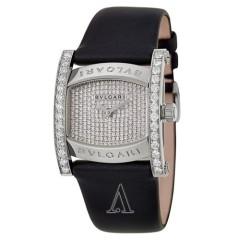 【1.8折】钻石堆出来的手表!Bulgari 宝格丽 Assioma 系列 AAW36D1DL 女士18K白金钻石手表