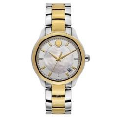 【3折】Movado 摩凡陀 Bellina 系列 0606979 女士钻石手表