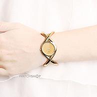 Calvin Klein ENLACE系列 女士时装腕表 K2L24513  88美元约¥576(京东1899元)
