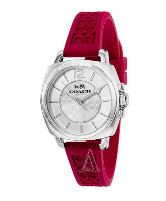 折合455元 Coach 14502091 Women's Boyfriend Watch女士腕表