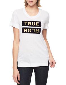 TRUE RELIGION 真实信仰 女士短袖T恤 $14.99(约98.36元)