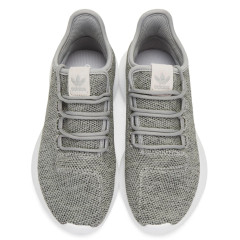 adidas Originals Grey Tubular Shadow Sneakers 女款灰色小椰子运动鞋