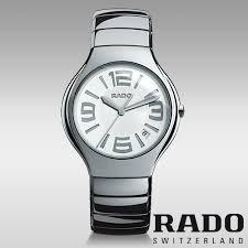新低价!RADO 雷达 True 真系列 R27654112 男士陶瓷腕表 $339(需用码),免费直邮