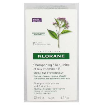 KLORANE 康如 金鸡纳 无硅防脱洗发水 200ml AU$7.65(需用码),约50元,可凑单直邮