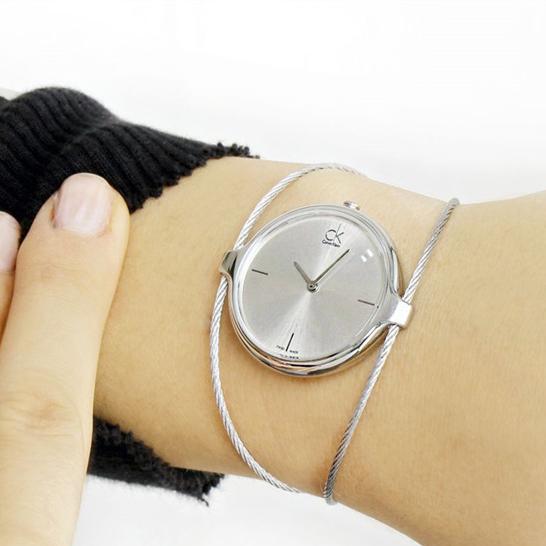 Calvin Klein Agile系列 K2Z2S116 时尚女表 $58到手约430元