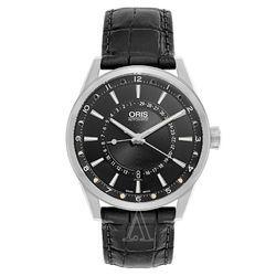 ORIS 豪利时 ARTIX系列 761-7691-4054LS 男士机械腕表 $619(约¥4105)
