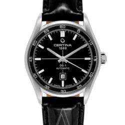 折合1743元 CERTINA 雪铁纳 DS-1 喜马拉雅系列 C006-207-16-051-00 女士机械腕表