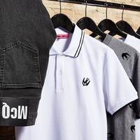 低至1折 Kenzo T恤$41 McQ MSGM Off-White 男士大牌潮Tee超值热卖
