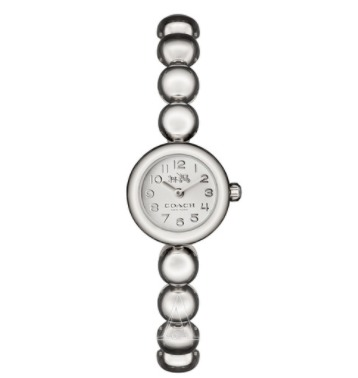COACH 蔻驰 Rivet 14502339 女款时装腕表 93.2美元