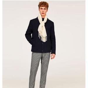 ZARA 男士羊毛混纺外套 169元包邮