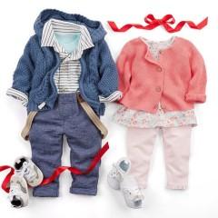 【上新】Carter's:精选婴儿连体衣、长裤套装等