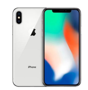 苹果(Apple) iPhone X 智能手机 64GB 银色 ¥7848